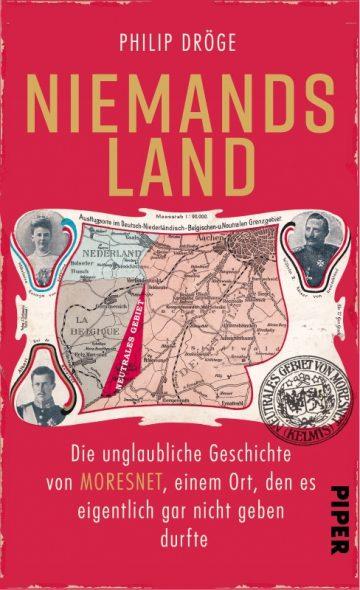 Buchcover Niemands Land