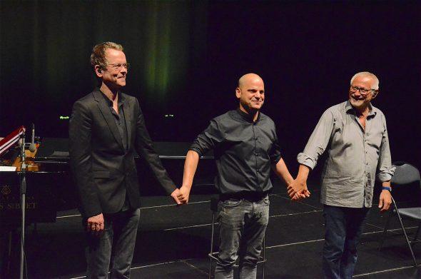 BRF-Liedernacht 2019 mit Konstantin Wecker, Andy Houscheid und Jo Barnikel
