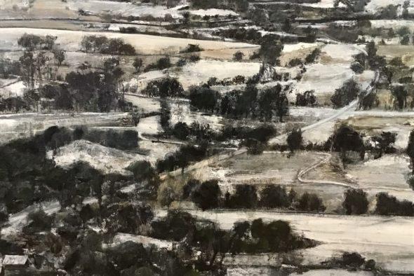 Eine Landschaft von Marie-Neige Prignon