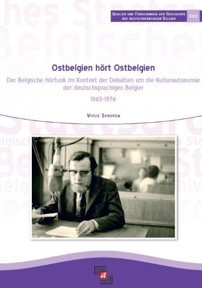 """Buchvorstellung """"Ostbelgien hört Ostbelgien"""" am 4.12.2019"""